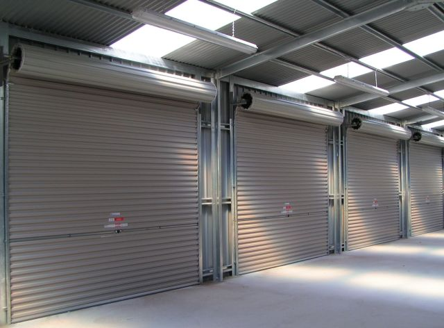 Domestic and Commercial garage Doors